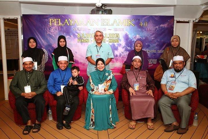 Pelayaran Islamik 4.0 Penang Phuket Krabi 8 – 11 Mac 2015