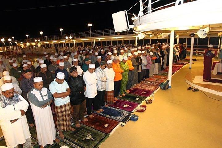 Pelayaran Islamik 4.0 Penang Phuket Krabi