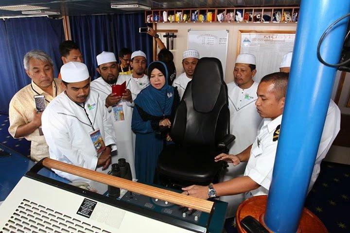 Pelayaran Islamik 4.0 Penang - Phuket - Krabi