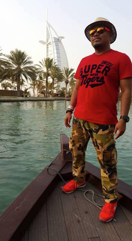 Trip Ke Dubai
