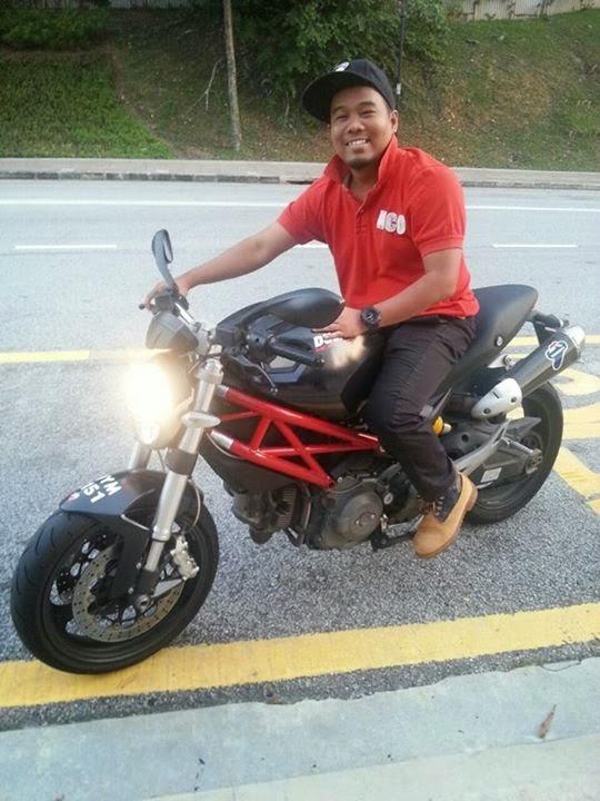Meminang Awek Ducati Monster 795 Untuk Teman Hidup