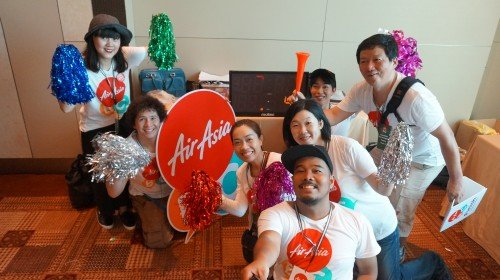 media trip AirAsia