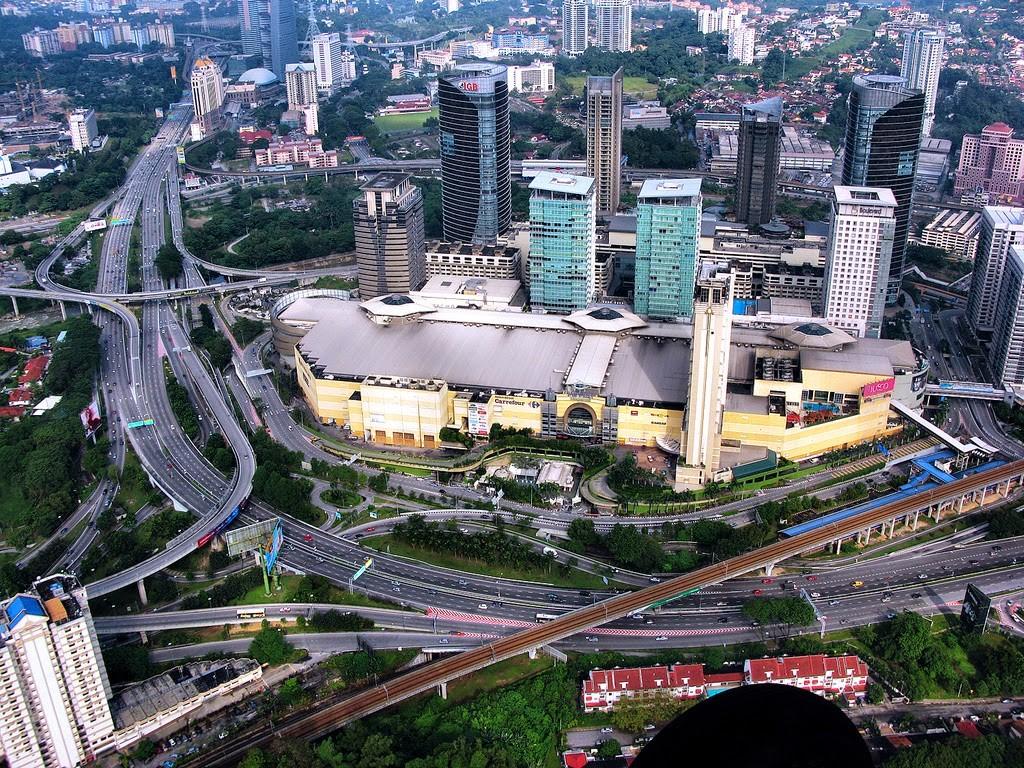 Shopping Mall Terbaik di Kuala Lumpur Dan Selangor