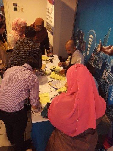 Van Bergerak Pusat Pungutan Zakat Kuala Lumpur