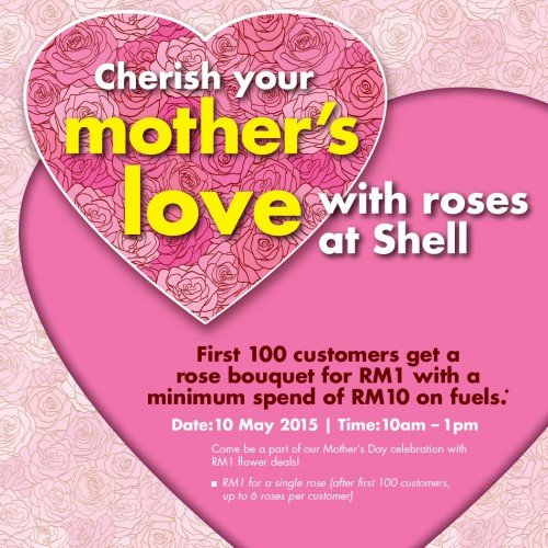 Shell Mother Day 2015