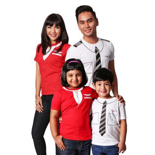 Tshirt AirAsia MAKNA #AirAsiaMAKNA Jualan Amal
