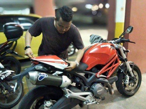 ducati monster 795 malaysia 04
