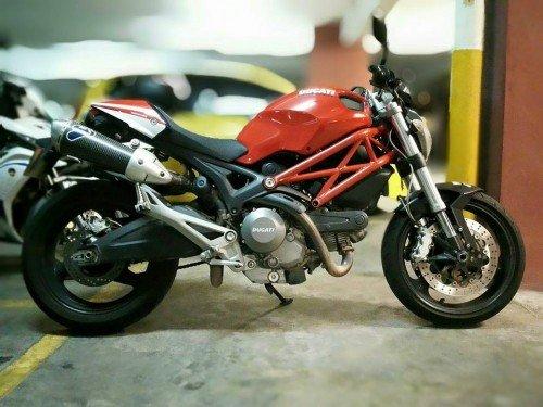 ducati monster 795 malaysia 05