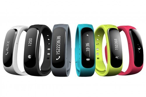 Huawei Talkband B1 : Fitness Band Dan Bluetooth Handsfree