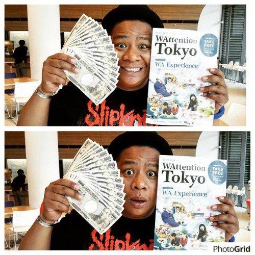 Berapa Perlu Tukar Duit Untuk Ke Jepun