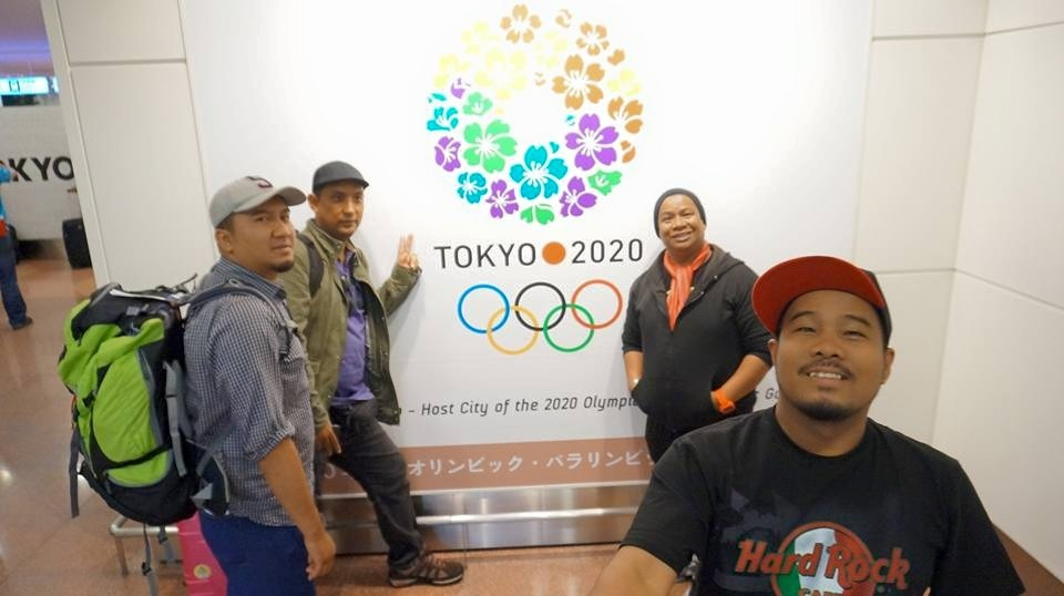 Trip TravelLawak Ke Tokyo : Teaser