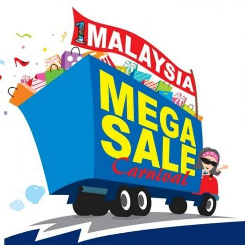 Karnival Jualan Mega 1Malaysia
