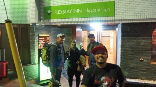 Hotel Review : Flexstay Inn Trip Bajet Ke Tokyo