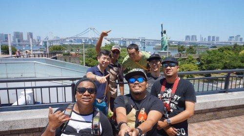 Trip Bajet Ke Tokyo : Travel Lawak Part 4