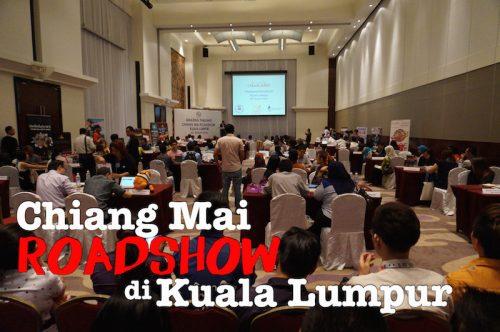 Promosi Chiang Mai Roadshow Di Kuala Lumpur