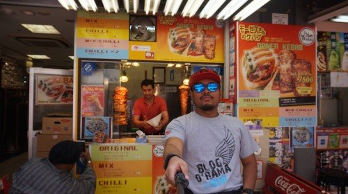 Trip Bajet Ke Tokyo : Travel Lawak Part 8