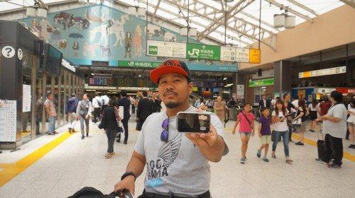 Pengalaman Guna Wiyo Pocket WiFi Di Tokyo Jepun