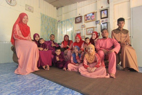 Sambutan Hari Raya Aidilfitri 1436 Hijriah Tahun 2015