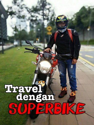 Rancang Travel Malaysia Dengan Superbike
