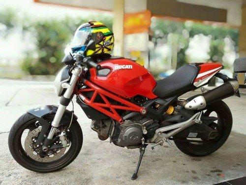 Pre-Raya Ducati Ride Kuala Lumpur Karak Solo Ride Sorang Sorang