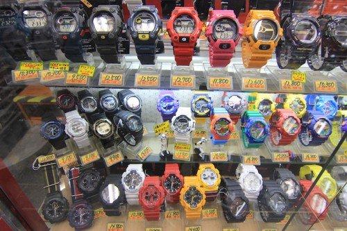 Tempat Shopping di Tokyo