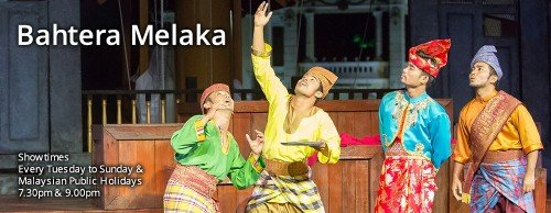 Melaka Alive : Great Stage Performance of Malacca History