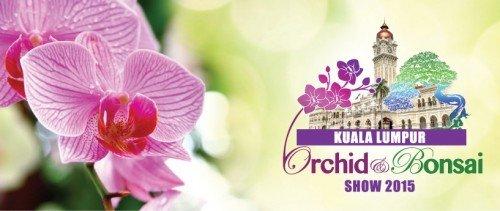 Kuala Lumpur Orchid and Bonsai Show 2015 DBKL