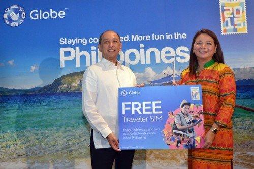 Globe Traveller Sim : Berhubung Murah dan Mudah Di Philippines