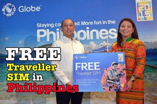 Globe Traveller Sim Berhubung Murah dan Mudah Di Philippines