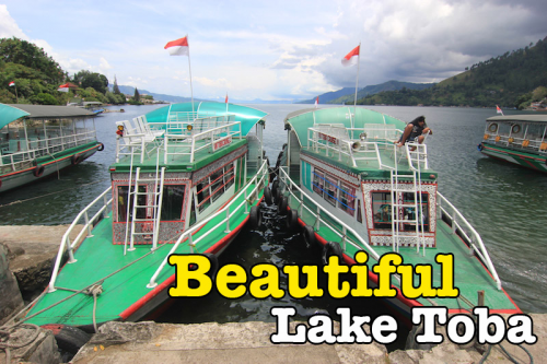 My Medan Trip Part 4 Beautiful Lake Toba View