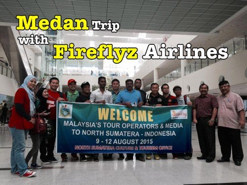 My Medan Trip Part 1 KualaNamu Airport to Parapat