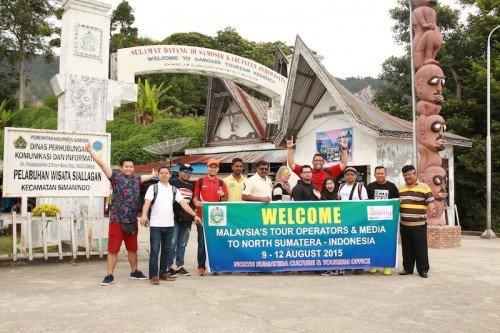My Medan Trip Firefly Samosir Island