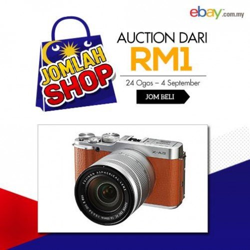 Bid Starts From RM1 For Gadgets Smartphones Cameras eBay Malaysia