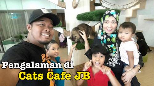 Cats Cafe Johor Bahru : Makan Bersama Kucing Comel