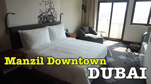Manzil Downtown Dubai Hotel Review : Video Clips