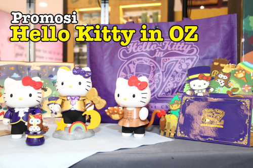 Promosi Hello Kitty In OZ Road Show Puteri Harbour