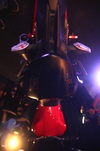 Naza Ducati Meet Greet Rider