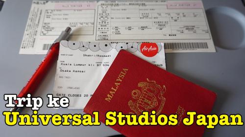 Trip Best Ke Universal Studios Japan ???