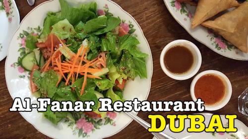 Menu Tradisi Emirati Sedap Di Al-Fanar Restaurant Dubai