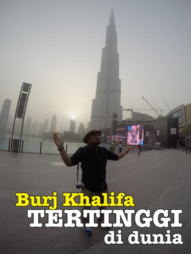 Pengalaman Di Puncak Observation Decks Burj Khalifa Dubai