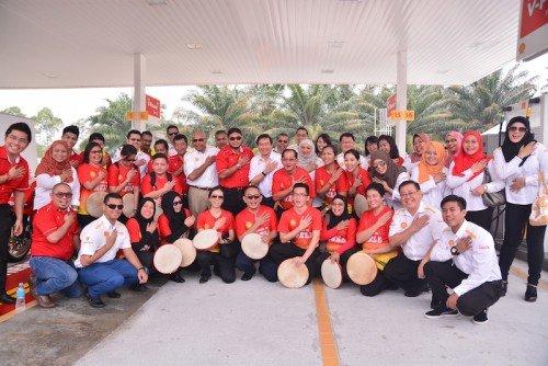 Selamat Datang Shell Malaysia