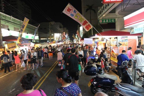 Wenhua Road Night Market Chiayi 05