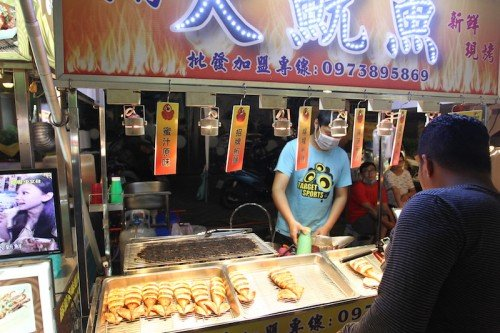 Wenhua Road Night Market Chiayi 07