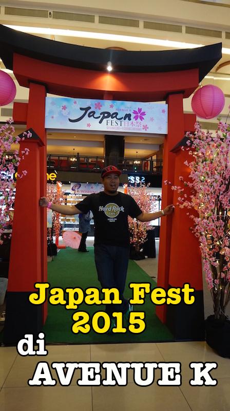 Avenue K Japan Fest 2015
