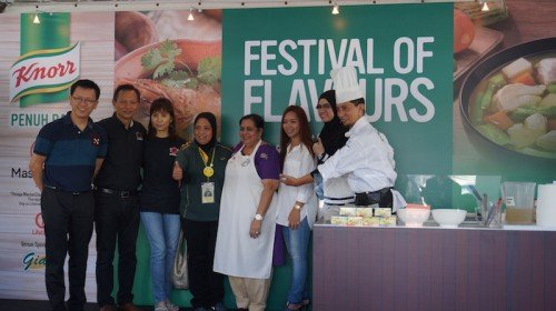 Knorr Festival Of Flavours Di Giant