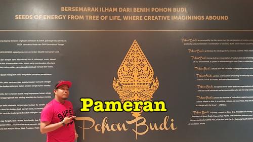 Pameran Pohon Budi Di Galeri Petronas