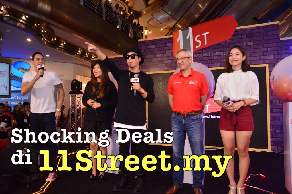Shocking Deals Tawaran Hebat 11Street
