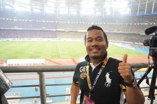 Live Piala Malaysia 2014 Belakang Tabir 08