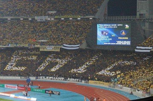 Live Piala Malaysia 2014 Belakang Tabir 10