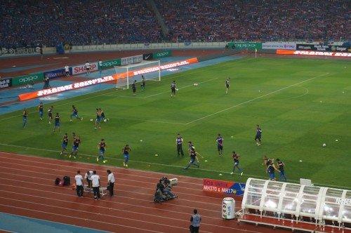Live Piala Malaysia 2014 Belakang Tabir 11
